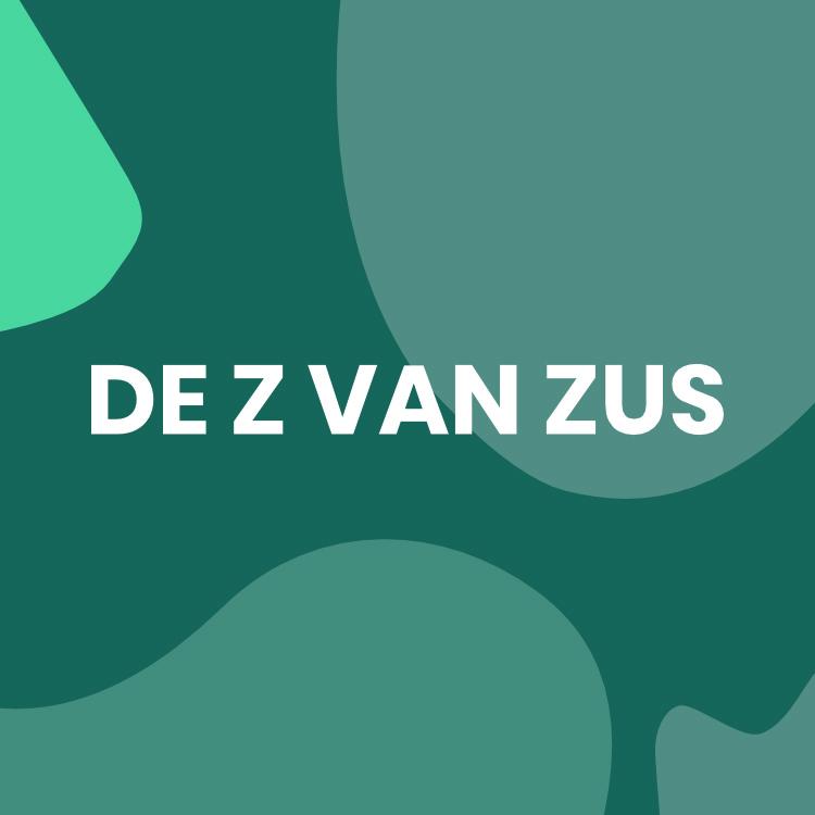 de Z van ZustainaBox