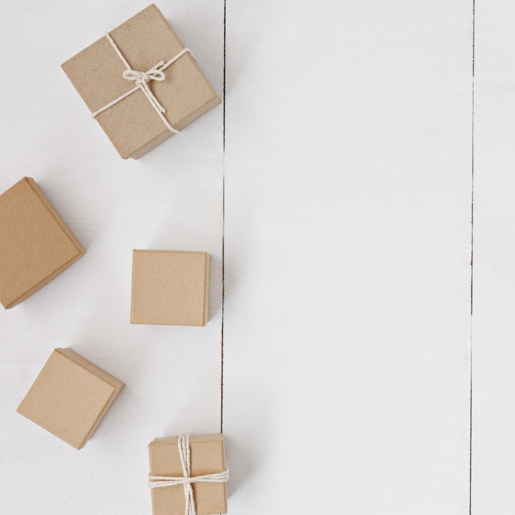Verrassingsbox om duurzaam te leven
