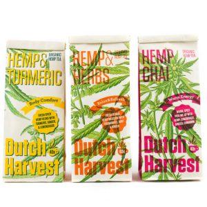 Hennep Nederlands thee biologisch eco