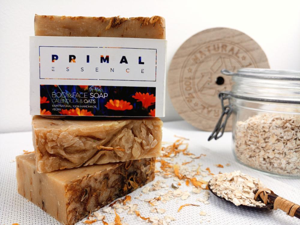natuurlijke zeep Primal essence Haver
