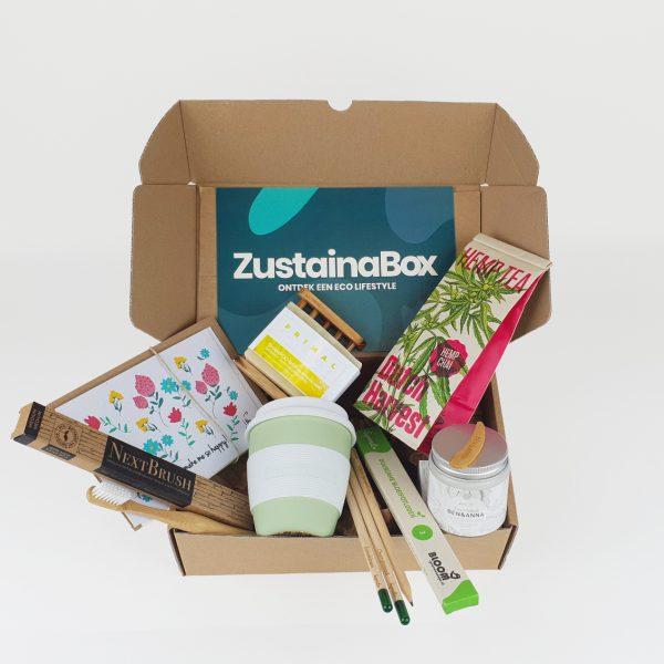 Eco producten in juli ZustainaBox