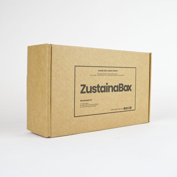 ZustainaBox - duurzaam relatiegeschenk Milieu Centraal