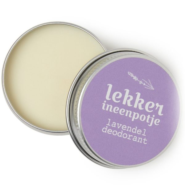 eco deodorant lavendel milieuvriendelijk