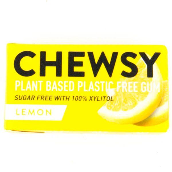 eco kauwgom chewsy natuurlijke ingredienten
