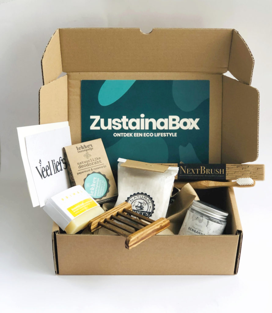 Personal care ZustainaBox