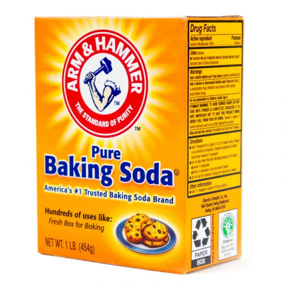 baking soda tips