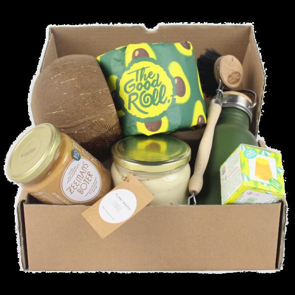 Duurzame producten ontdekken met ZustainaBox