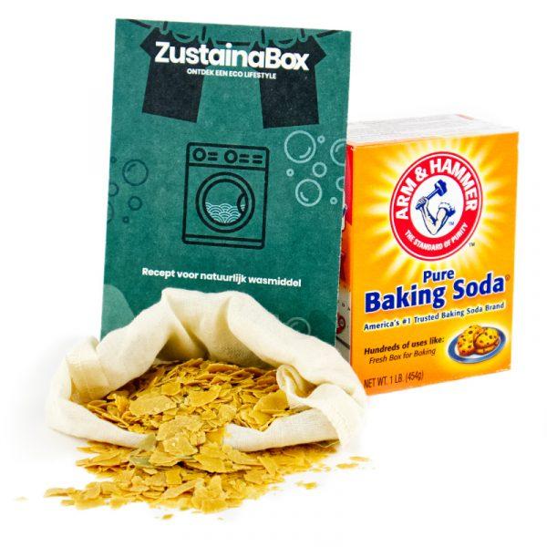 baking soda tips natuurlijk wasmiddel
