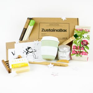 ZustainaBox Duurzaam Kerst Cadeau Max