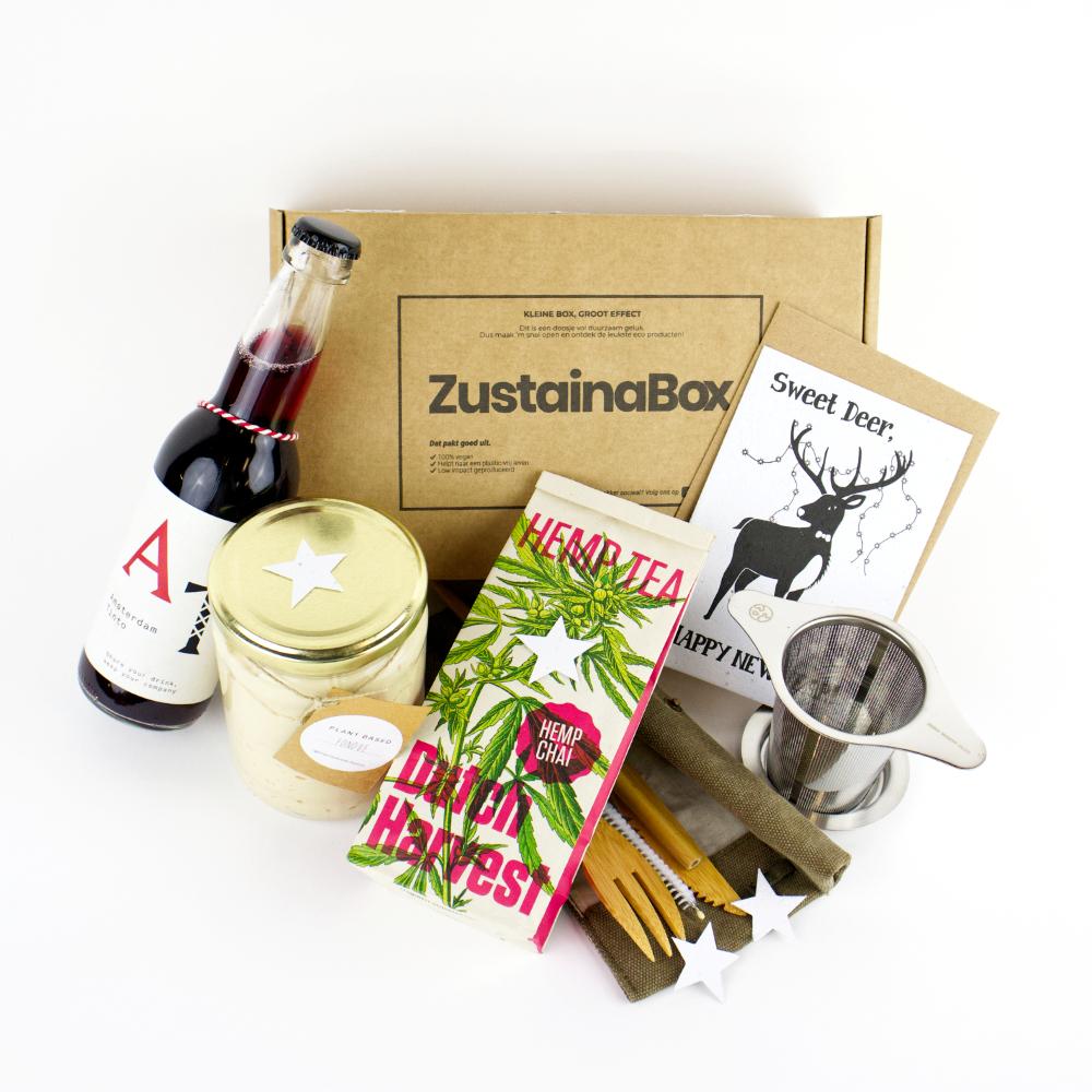 eco food light christmasbox