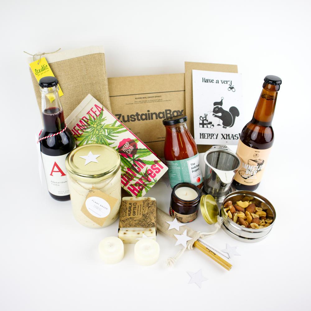 Eco Party Box - Duurzaam kerstgeschenk