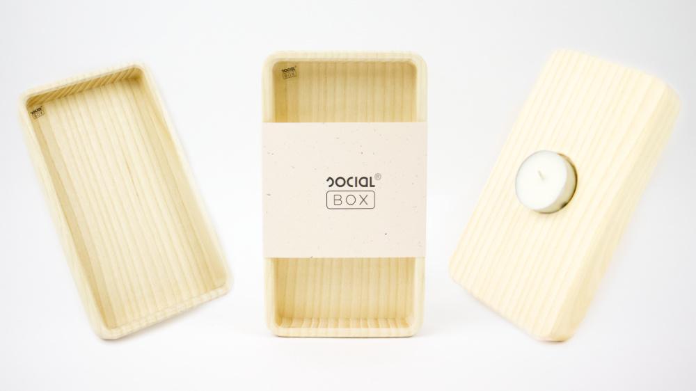 Duurzaam offline Socialbox