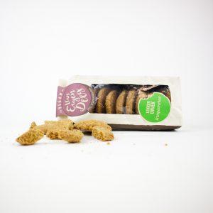 vegan ahorn siroop koekjes Vaneigendeeg