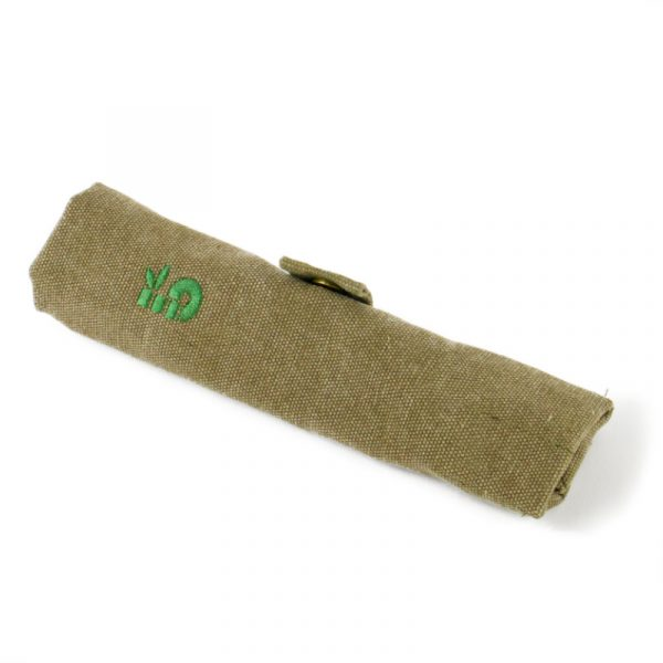 bambaw bamboe besteksetje dicht herbruikbaar