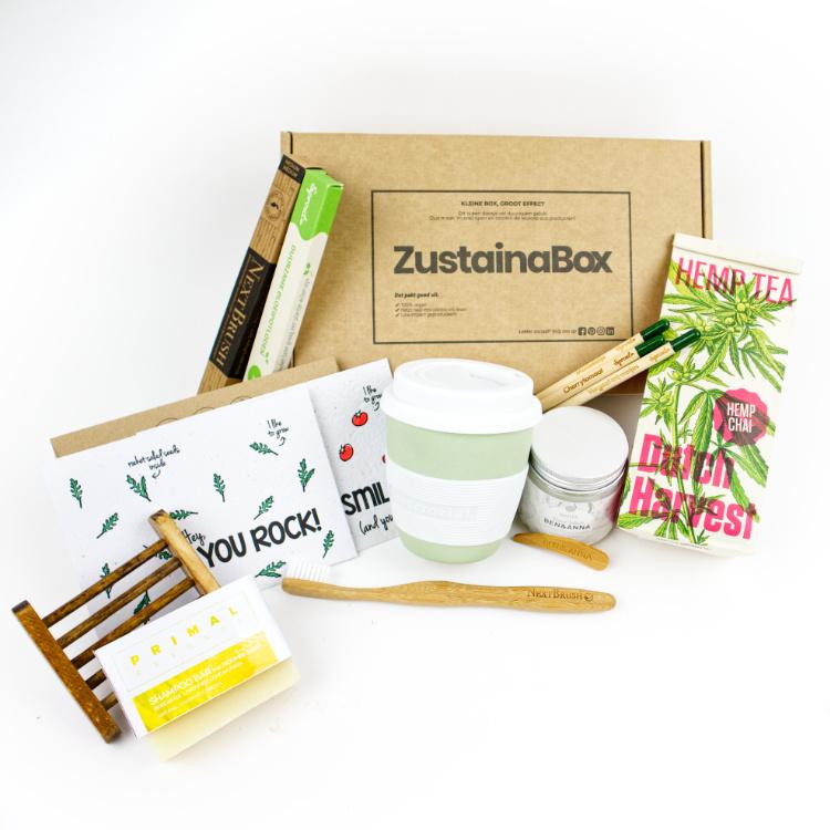 duurzame producten Max box