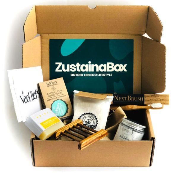 duurzame producten persoonlijke verzorging box
