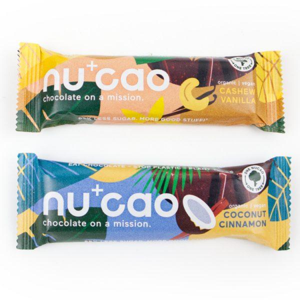 nucao duurzame chocolade reep minder suiker