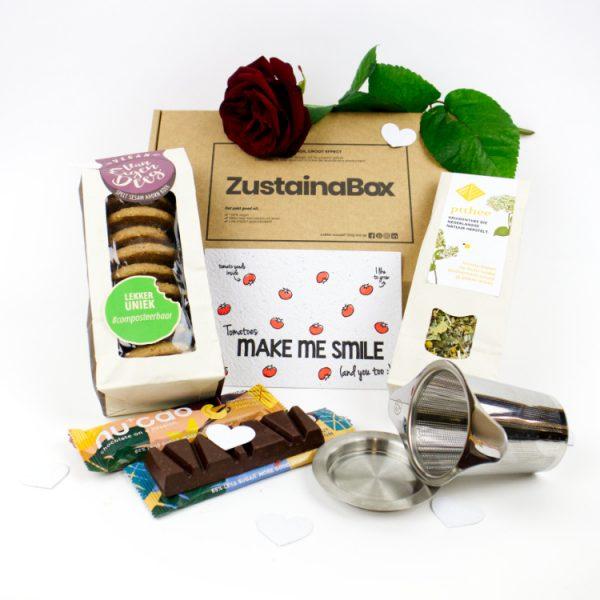 duurzaam Valentijns cadeau klein