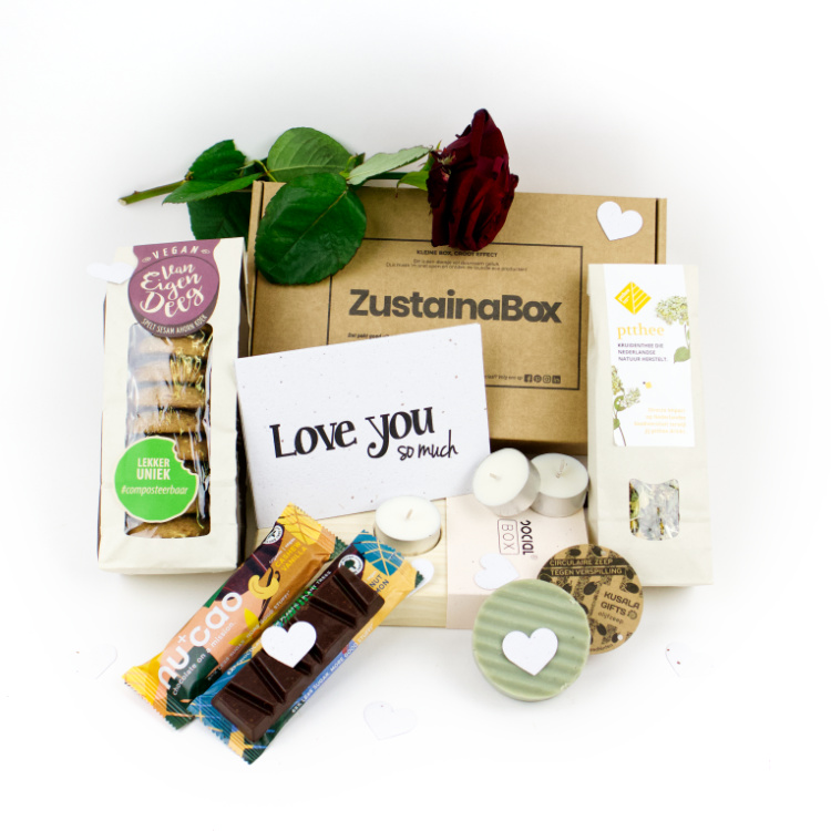 duurzaam Valentijns cadeau groot