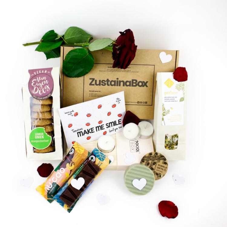 Nieuw Duurzaam Romantisch Cadeau Voor Hem En Haar | ZustainaBox SS-16