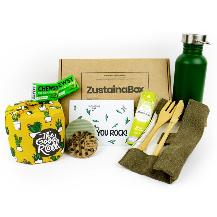Groene producten Greenchoice ZustainaBox