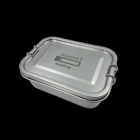 Lunchbox RVS Hunger