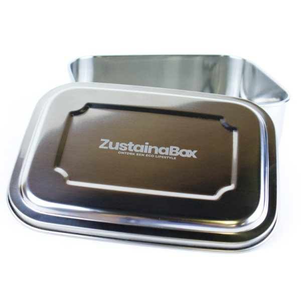 duurzame plasticvrije lunchbox