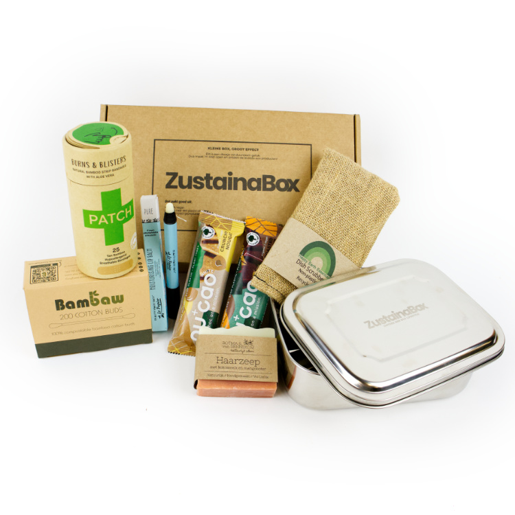 ZustainaBox-duurzame-producten-Carrie-premium