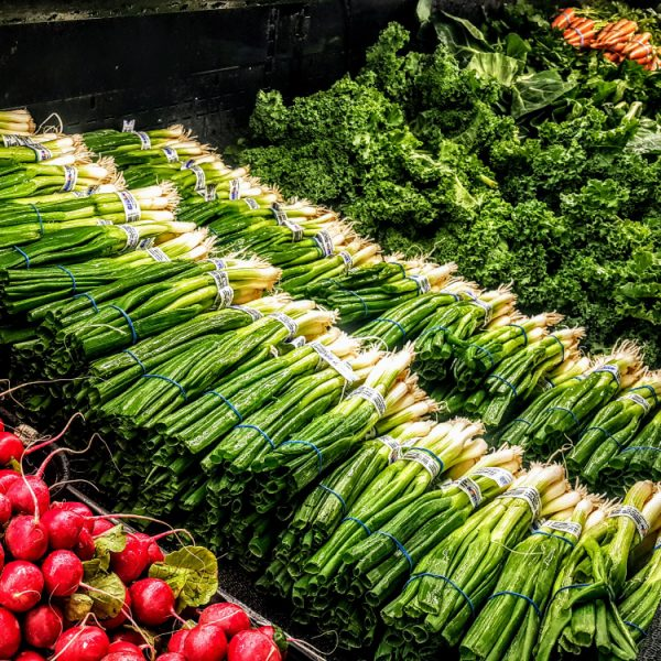 duurzaam eten groente fruit