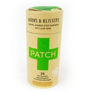 natuurlijke pleisters plasticvrij bamboe aloevera