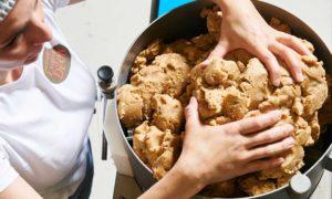 Ambachtelijke vegan koeken Van Eigen Deeg