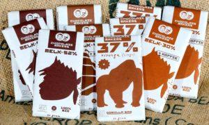 duurzame chocoladerepen Chocolatemakers