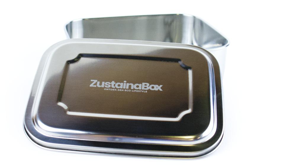 Duurzame lunchbox RVS eten tips
