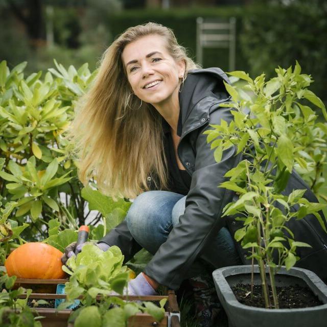Manon duurzaam tuinieren
