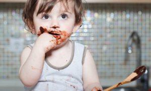 duurzaam chocolade eten baby