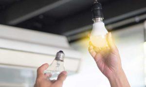 duurzaam wonen tips LED-lampen