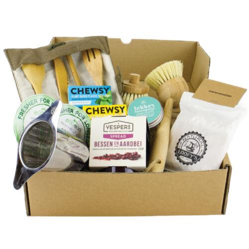 duurzaam leven box eco voorwerpen