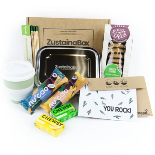 Thuiswerkbox eco producten collega