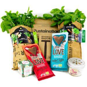 ZustainaBox duurzaam leven met eco producten