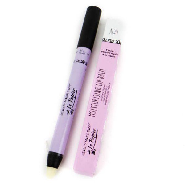 Kado voor mama lippenbalsem zonder plastic
