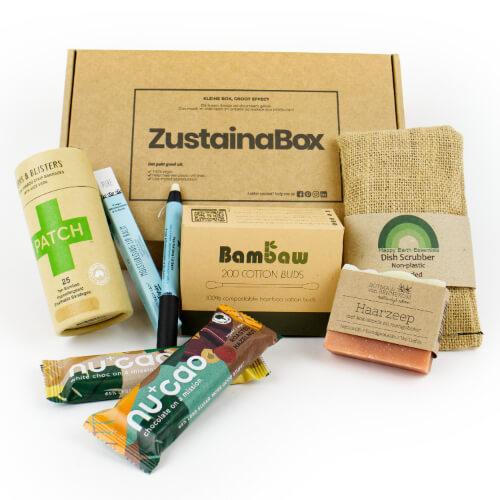 eco gebruiksartikelen box gemakkelijk