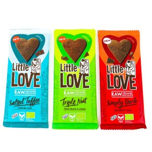 Little love vegan chocolade repen