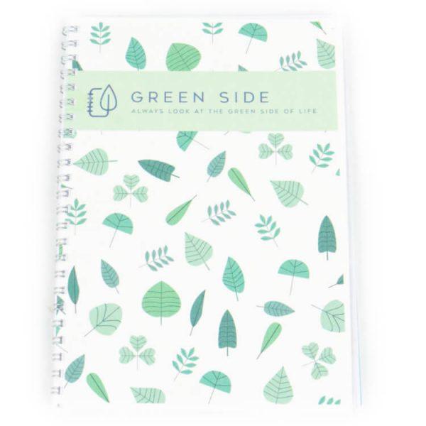Kantoorbox Greenside notitieboekje