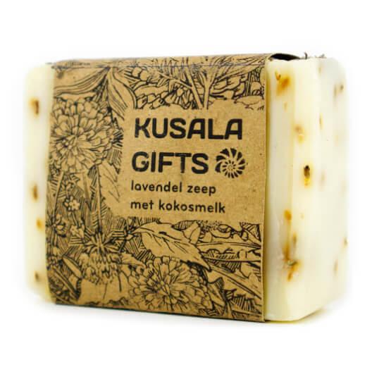 Kusala soap lavendel handgemaakt Rotterdam