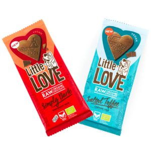 Lovechock vegan chocolade repen
