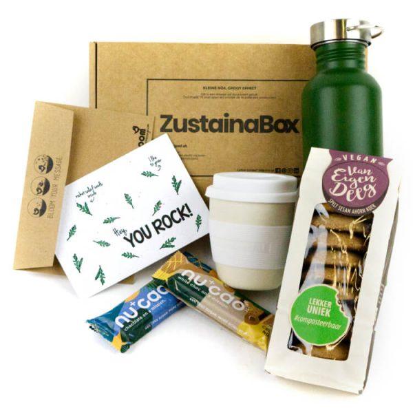 milieuvriendelijke Vaderdag cadeau kantoor pakket