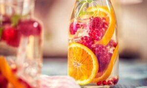 Recept fruitwater