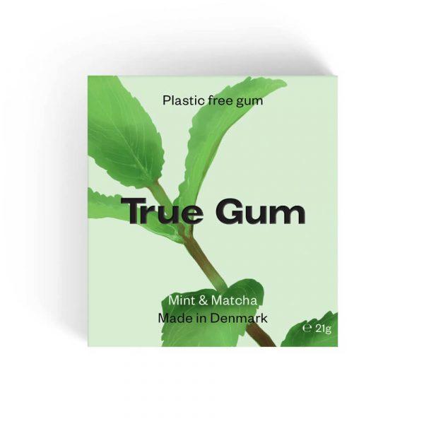 plasticvrije kauwgom