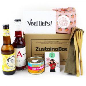 Aperobox bier duurzaam pakket leveren
