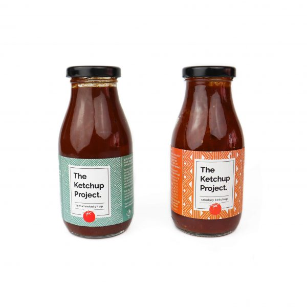 natuurlijke ketchup The Ketchup Project